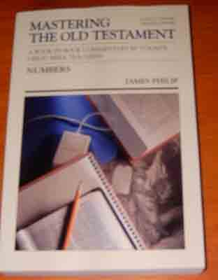 Image for Numbers   (Mastering the Old Testament, Vol 4)