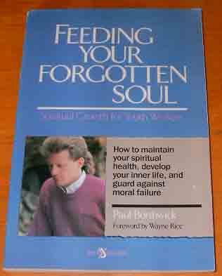 Image for Feeding Your Forgotten Soul.