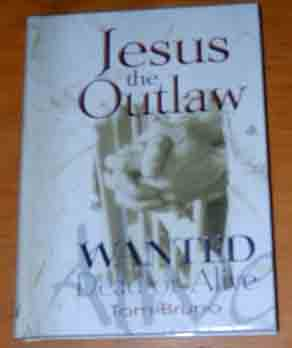 Image for Jesus the Outlaw.
