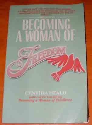 Image for Becoming a Woman of Freedom.