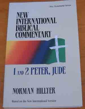 Image for 1 & 2 Peter, Jude  New International Biblical Commentary