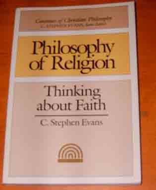 Image for Philosophy of Religion  (Contours of Christian Philosophy)