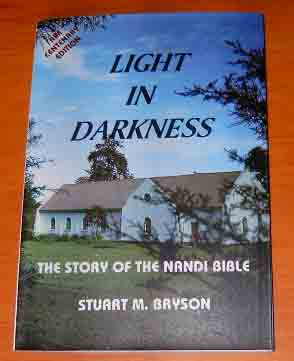 Image for Light In Darkness  The Story of the Nandi Bible