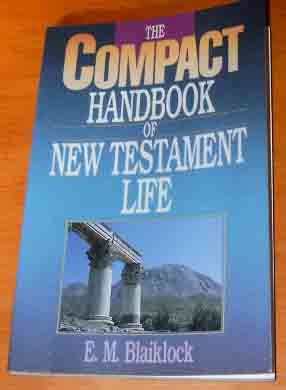 Image for The Compact Handbook of New Testament Life.