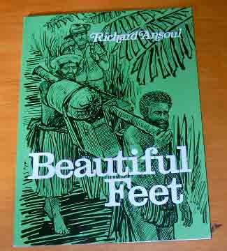 Image for Beautiful Feet  Australian Baptists enter Papua New Guinea