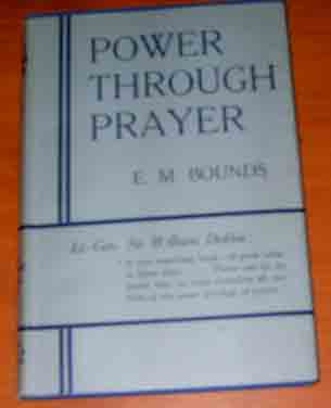 Image for Power Through Prayer.