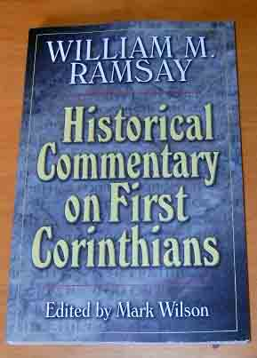 Image for Historical Commentary on First Corinthians  Edited by Mark Wilson