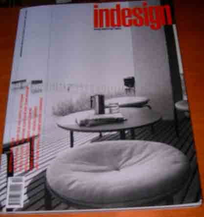 Image for Indesign 10  includes insert 'Scene: News in Design'
