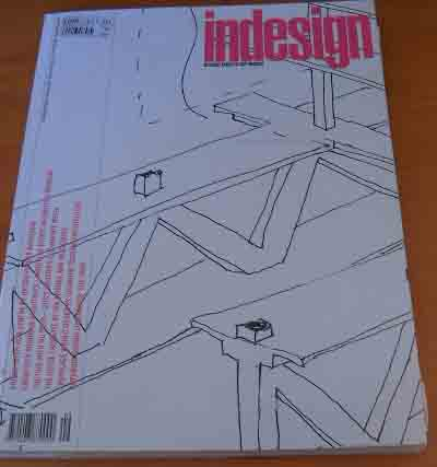 Image for Indesign 09  includes insert 'Scene: News in Design'