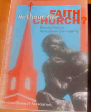 Image for Faith without the church?: Nominalism in Australian Christianity.