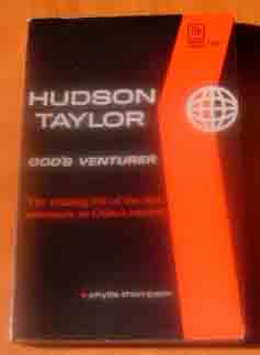 Image for Hudson Taylor  God's Venturer