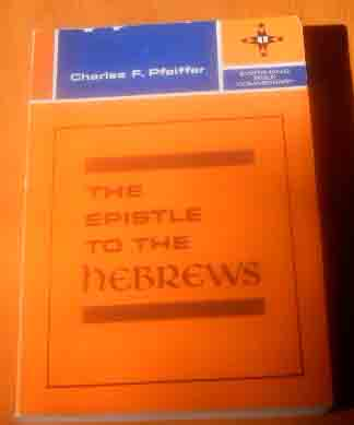 Image for The Epistle of the Hebrews.
