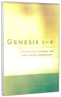 Image for Genesis 1-4: A Linguistic, Literary, And Theological Commentary.