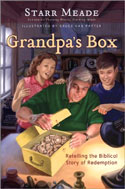 Image for Grandpa's Box: Retelling the Biblical Story of Redemption  Illustrated by Bruce Van Patter