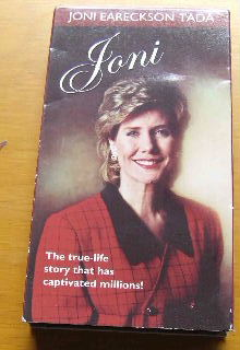 Image for Joni VHS Video (PAL).