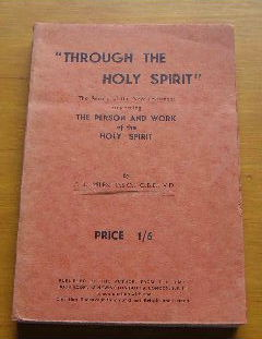 "Image for ""Through the Holy Spirit"""