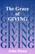 Image for The Grace of Giving.