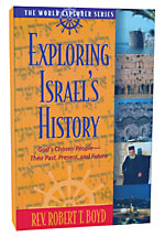 Image for Exploring Israel's History.