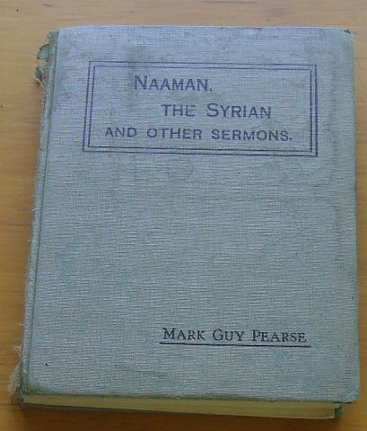 Image for Naaman the Syrian and Other Sermons.