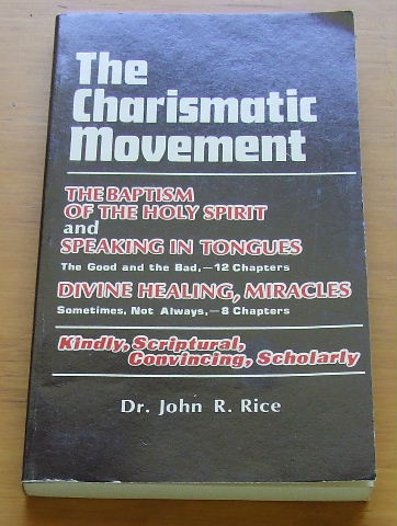 Image for The Charismatic Movement.