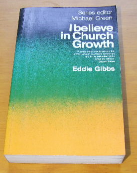 Image for I Believe in Church Growth.