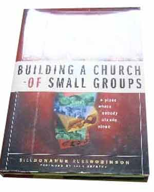 Image for Building a Church of Small Groups.