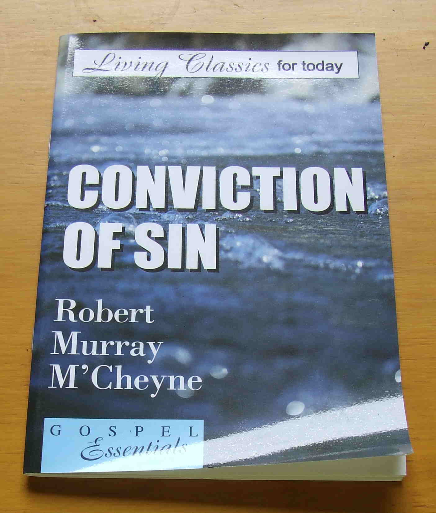 Image for Conviction of Sin.