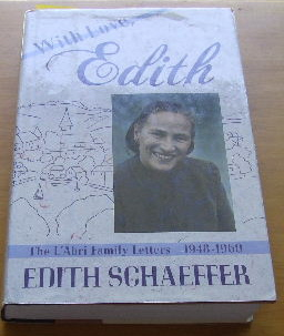Image for With love, Edith: The L'Abri family letters.