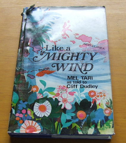 Image for Like a Mighty Wind  as Told to Cliff Dudley