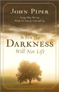 Image for When the Darkness Will Not Lift: Doing What We Can While We Wait for God--and Joy.