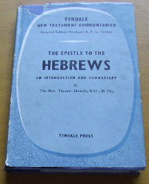 Image for The Epistle to the Hebrews  An Introduction and Commentary