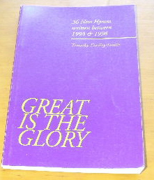 Image for Great is the Glory.