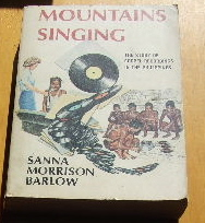 Image for Mountains Singing  The Story of Gospel Recordings in the Philippines