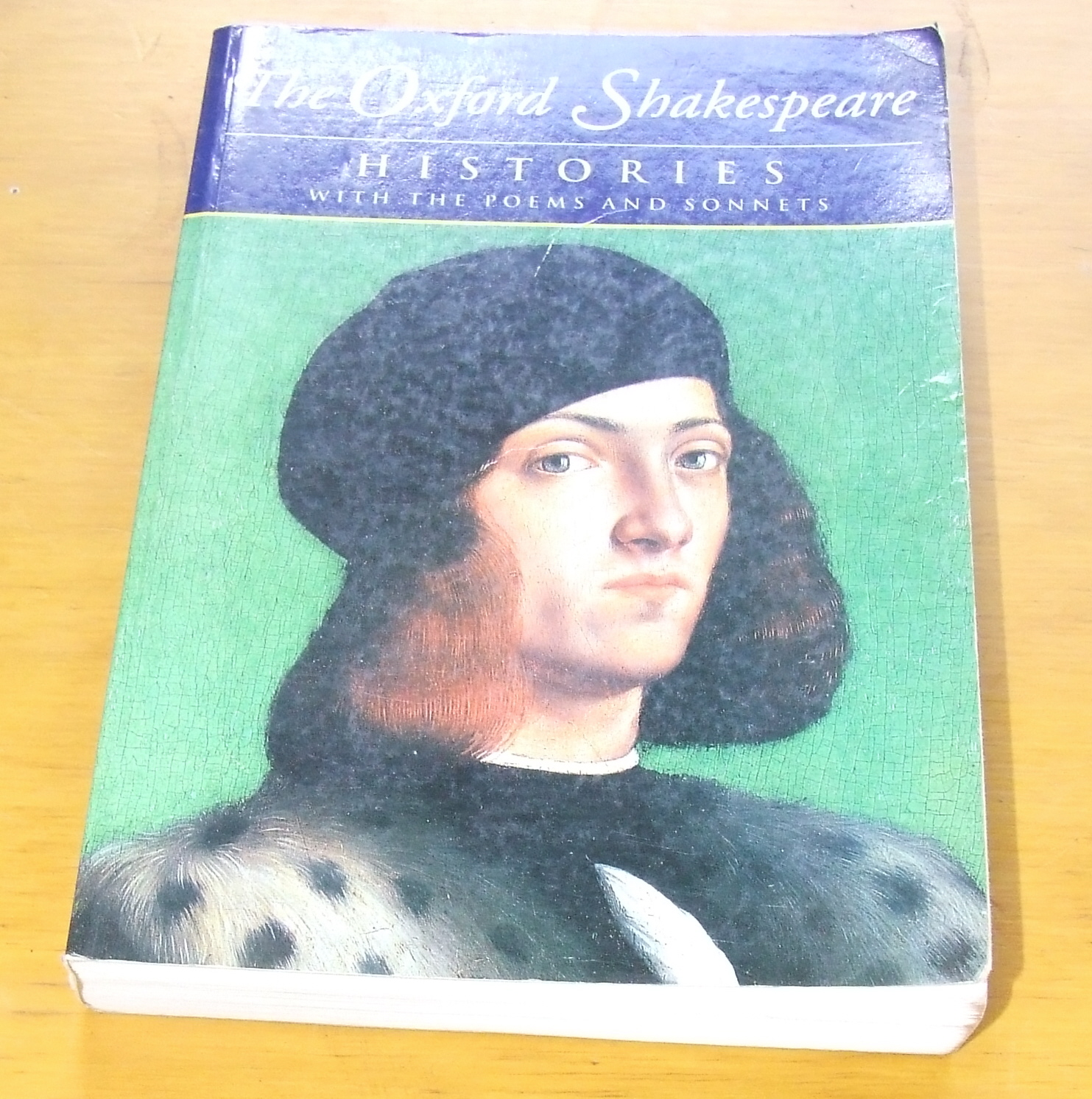 Image for The Complete Oxford Shakespeare: Volume I: Histories (Oxford Shakespeare).