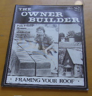 Image for The Owner Builder. The Australian Home Builders Magazine. No 9 1983.