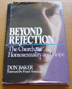 Image for Beyond Rejection: The Church, Homosexuality, and Hope.