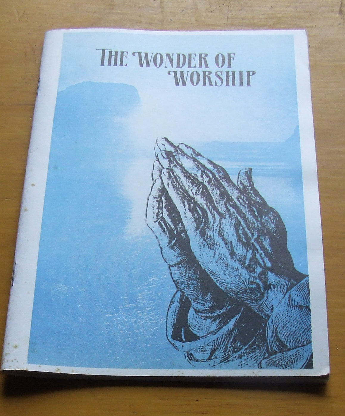 Image for The Wonder of Worship.