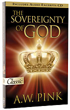 Image for The Sovereignity of God  (A Pure Gold Classic)  Includes Excerpts on Audio CD (Pure Gold Classics) (Pure Gold Classics).