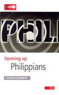 Image for Opening up Philippians (Opening up the Bible).