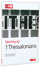 Image for Opening up 1 Thessalonians (Opening up the Bible).