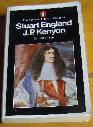 Image for Stuart England: Second Edition (Hist of England, Penguin).