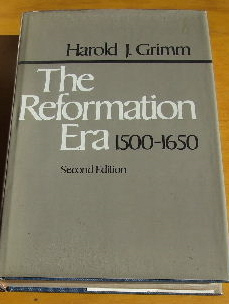 Image for The Reformation Era 1500 - 1650.