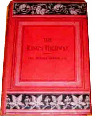 Image for The King's Highway or .. Illustrations of the Commandments.