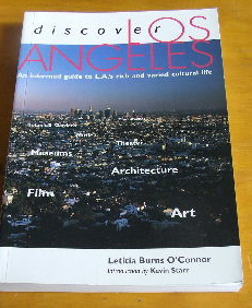 Image for Discover Los Angeles: An Informed Guide to L.A.'s Rich and Varied Cultural Life.