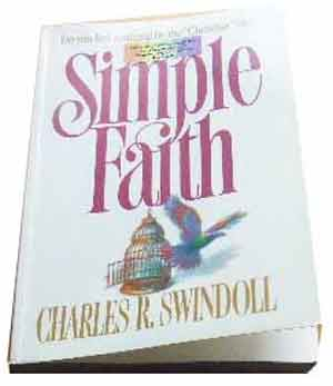 Image for Simple Faith.