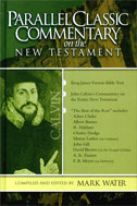 Image for Parallel Classic Commentary on the New Testament (Bible Commentaries).