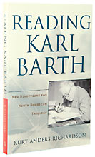 Image for Reading Karl Barth: New Directions for North American Theology.