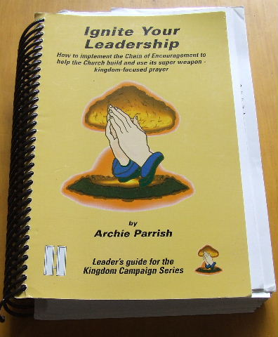 Image for Ignite Your Leadership  Leaders Guide to Kingdom Campaign Series