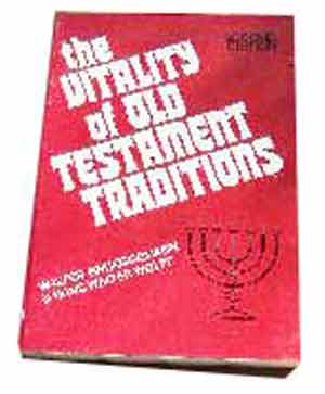 Image for The Vitality of Old Testament Traditions.