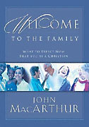 Image for Welcome to the Family.